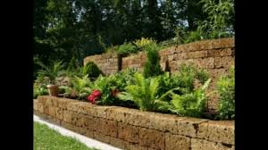 Retaining Wall Design Ideas by Retaining Wall Design Youtube Rift Decorators
