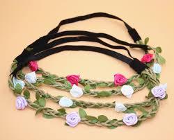 decorative headbands flower crown garlands leaves decorative wreaths headbands hair