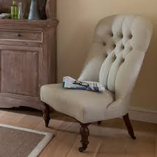 Victorian Upholstered Chair Victorian Linen Salon Chair Chairs Upholstery