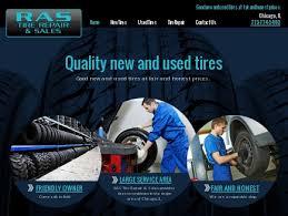 Used Tires Milwaukee Area Ras Tire Repair U0026 Sales Auto Shop Chicago Il