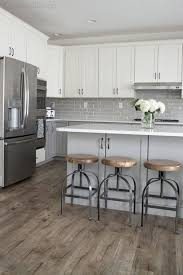 gray kitchen white cabinets 25 timeless grey and white kitchen designs digsdigs