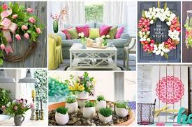 spring home decor diy projects archives feelitcool com