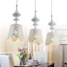 White Pendant Light Adorable Pendant Lighting Shades White Color 3 Light Shade