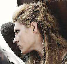 lagertha lothbrok hair braided chain in hair braid my favorite viking shieldmaiden lagertha