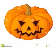 jack o lantern halloween pumpkin vector illustra royalty free