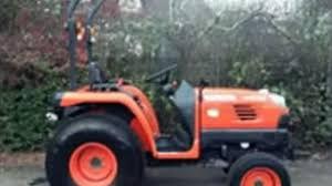 kubota l3200 tractor service repair workshop manual instant