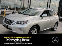 lexus rx vs mercedes gla used 2014 lexus rx 350 auto for sale in baltimore md vin