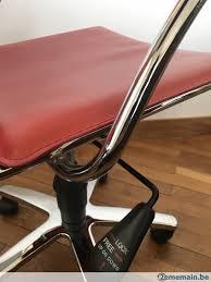 chaise bureau habitat chaise de bureau habitat cuir a vendre 2ememain be