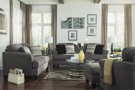 Black Accent Chairs For Living Room Gayler Black And White Accent Chair By Furniture