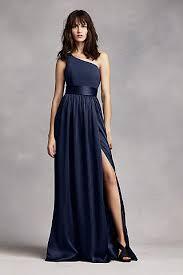 navy bridesmaid dresses navy blue bridesmaid dresses you ll david s bridal