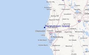 weather map us islands honeymoon island surf forecast and surf reports florida gulf usa