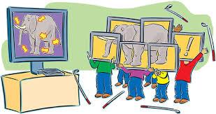 Blind Men And The Elephant Poem Infogov Lessons From Six Blind Men And The Elephant