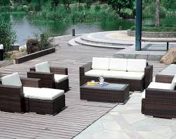Wicker Patio Table Set Sofa Amazing Of Outdoor Wicker Sectional Sofa Cool Fold Up