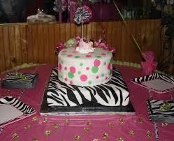 baby shower cakes for girls cheetah print barberryfieldcom
