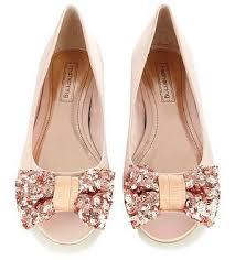 light pink ballet flats red herring light pink sequin bow flats pink ballet flats red