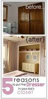 Interior Roll Up Closet Doors by 25 Best Painted Closet Inside Ideas On Pinterest Wardrobe