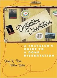 dissertating amazon com destination dissertation a traveler u0027s guide to a done