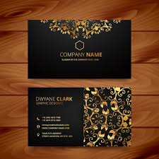 Online Business Card Maker Free Printable Id Card Vectors Photos And Psd Files Free Download