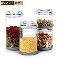 china glass kitchen canister china glass kitchen canister