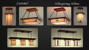 Craftsman Style Ceiling Light New Mission Style Pendant Light Ceiling Lighting In 5