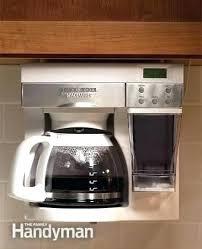 best under cabinet coffee maker spacemaker coffee maker luxury small under cabinet coffee maker