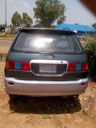 toyota picnic 2000 toyota picnic autos nigeria