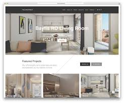 Top Home Design Ipad Apps by Best Wordpress Themes For Architects And Architectural Firms 2018