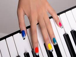 nail polish luminous nails beauty gold coast queensland acrylic