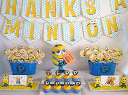 minion baby shower ideas sweeten your day events minion appreciation