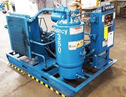 quincy qsi 350 100hp rotary air compressor sku ud075hp 23r