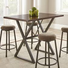 Counter Height Kitchen  Dining Tables Youll Love Wayfair - Bar height kitchen table