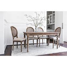French Country Dining Room Sets Charlie Modern French Country Dining Chairs Set Of 2
