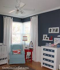 baby u0027s nautical bedroom reveal the kim six fix