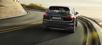 porsche suv blacked out the 2017 porsche cayenne turbo s at porsche of fremont
