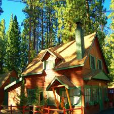 Bear Mountain Cottages by Big Bear Brochure Lodging Events Information Big Bear Lake Cabins