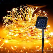 solar powered led fairy lights solar powered led copper string light 5m 10m 5m 20m fairy lights for