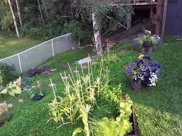 a steep backyard garden wip looking for input on some idea u0027s