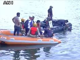 Resume Operation Goa Bridge Collapse Divers Resume Search Operation Goa News