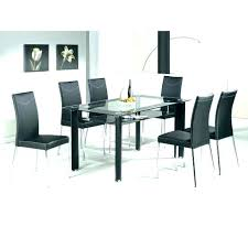 cheap table and chairs cheap table chair set glass dining om table and chairs set black