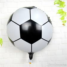 balloon delivery sf 18inch football foil balloon soccer helium balloons