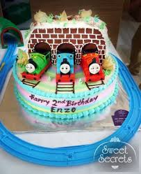 and friends cake the tank engine cakes birthday cakes sweet