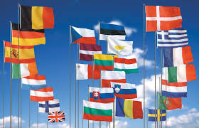 Flag Of The European Union Japan Eu Look To Trade Pact As Way To Lift Up Economies The