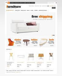 Furniture Theme 10 Clean U0026 Elegant Oscommerce Furniture Store Themes