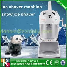 aliexpress com buy panda shape ice shaver snow ice shaving
