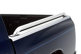 Dodge Dakota Truck Bed Cap - ici stainless steel bed rails ici truck side rails