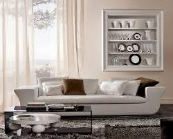 divani ego divano moderno in pelle 3 posti bianco casanova ego