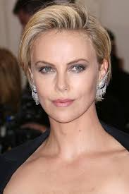 parting hair when braiding a ball charlize theron hairstyles careforhair co uk