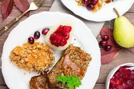 vegan thanksgiving lentil loaf vegan heaven