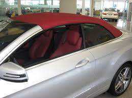 convertible mercedes black benzblogger e class cabriolet