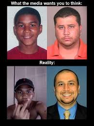Trayvon Martin Memes - trayvon martin shooting new facts vs media bias march of